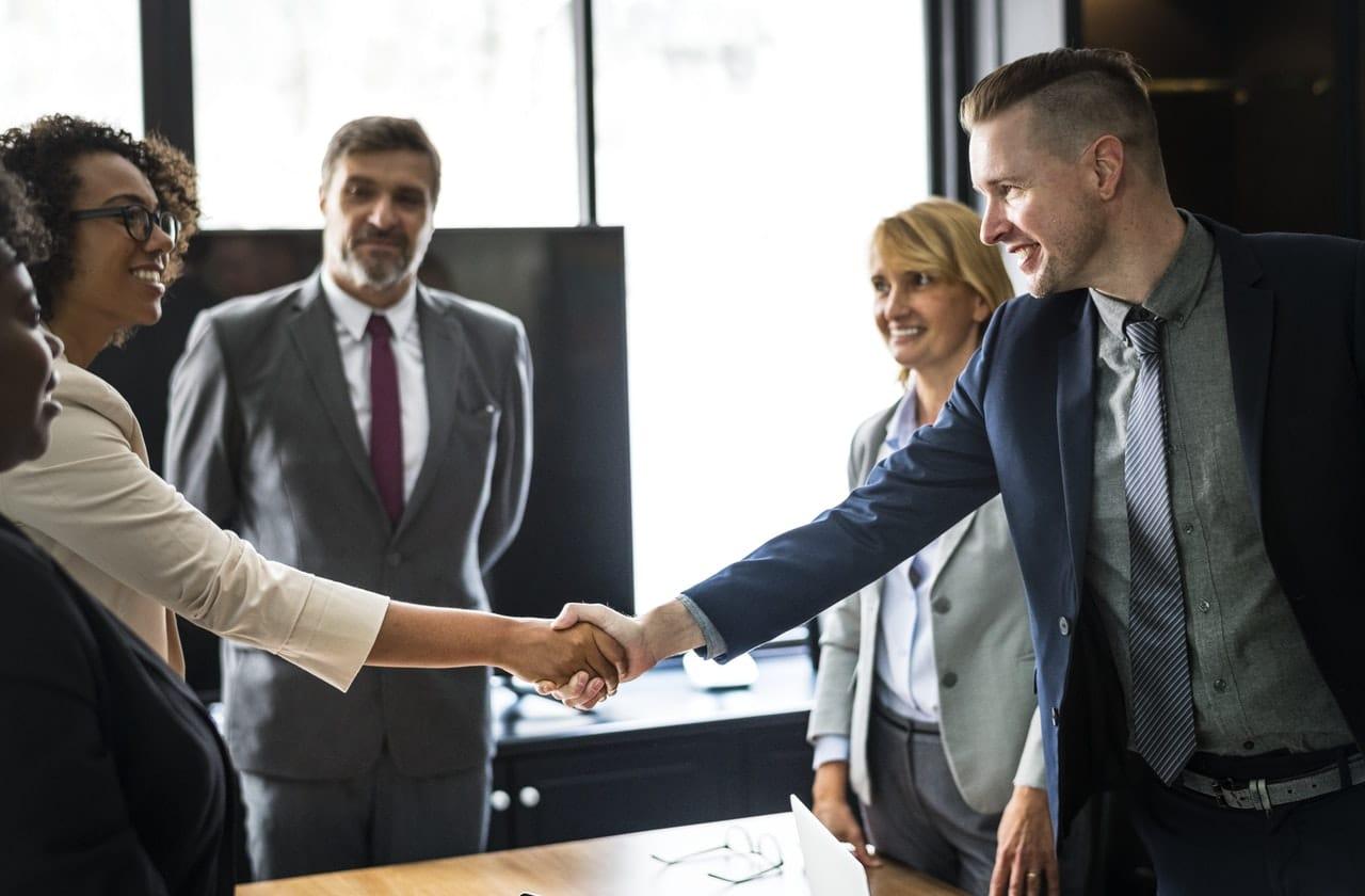 Network Business Success Header Image