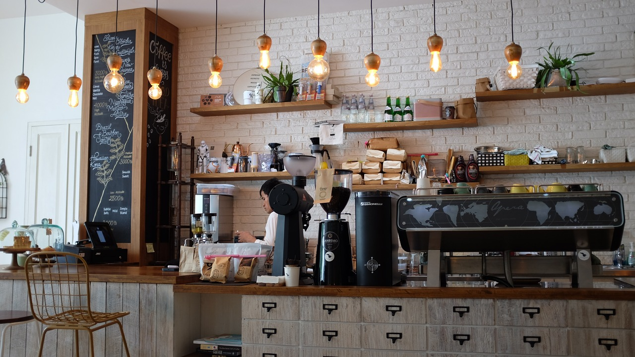 POS System Cafe Header Image