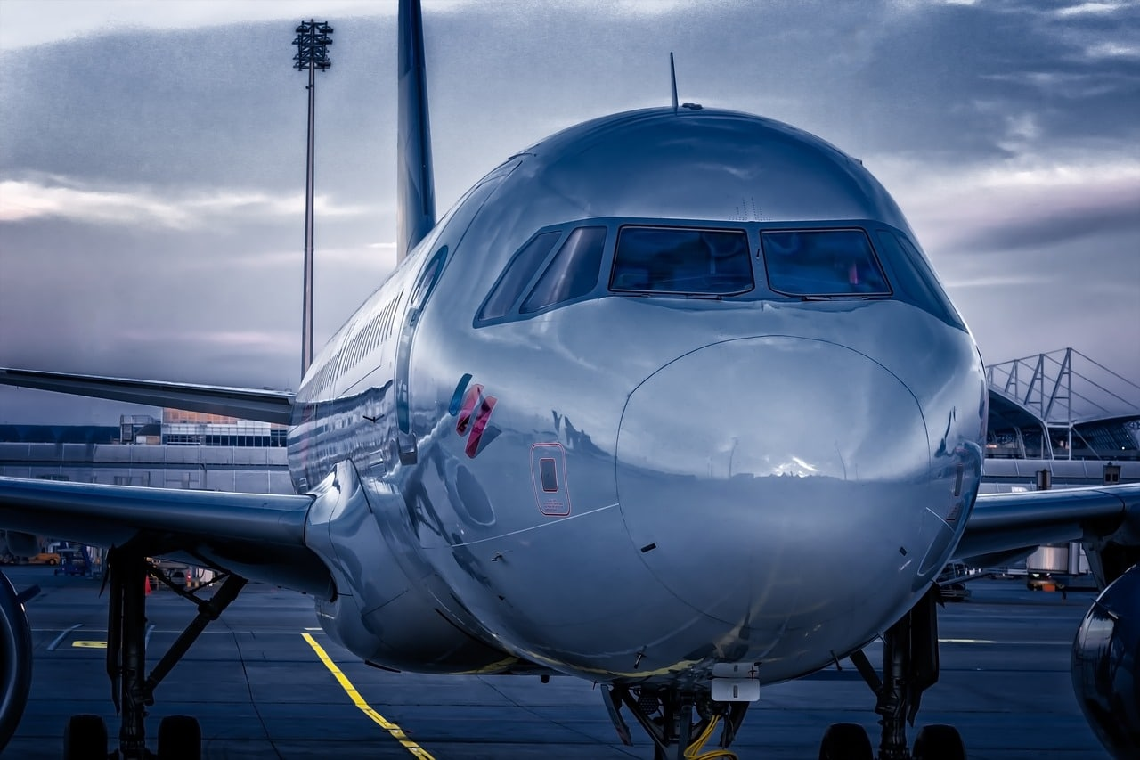 Airline Industry Technology Header Image