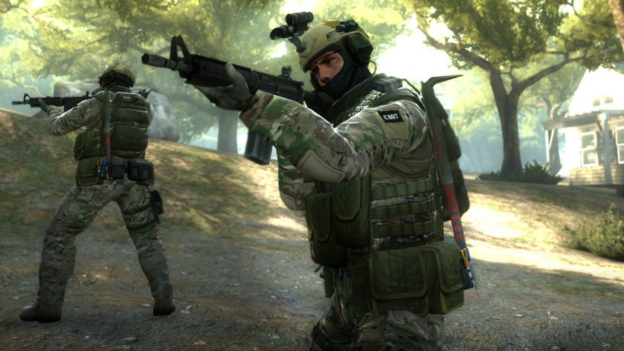 Counter Strike Go Online Gaming Article Image