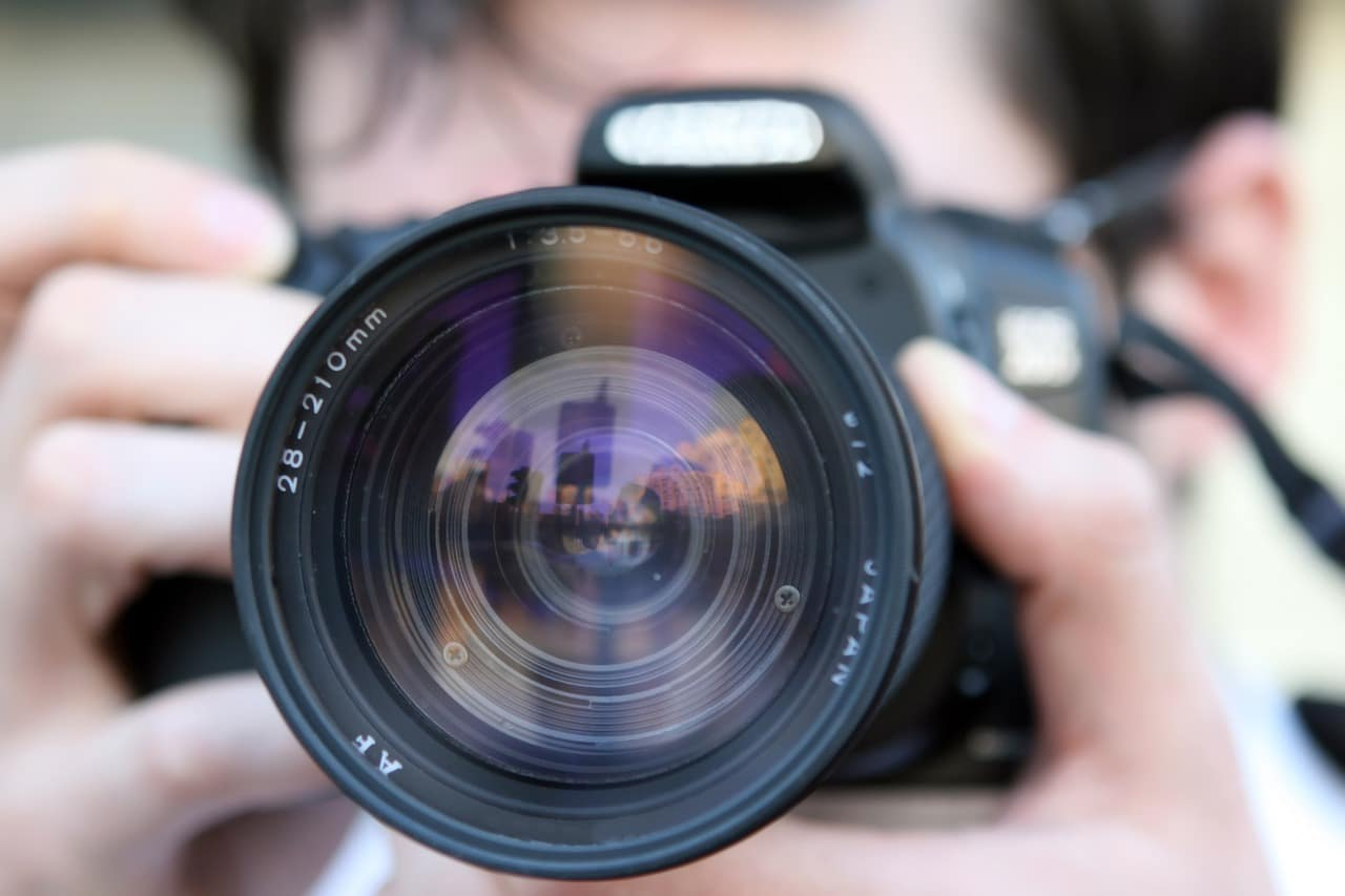 DSLR Camera Lenses Tips Header Image