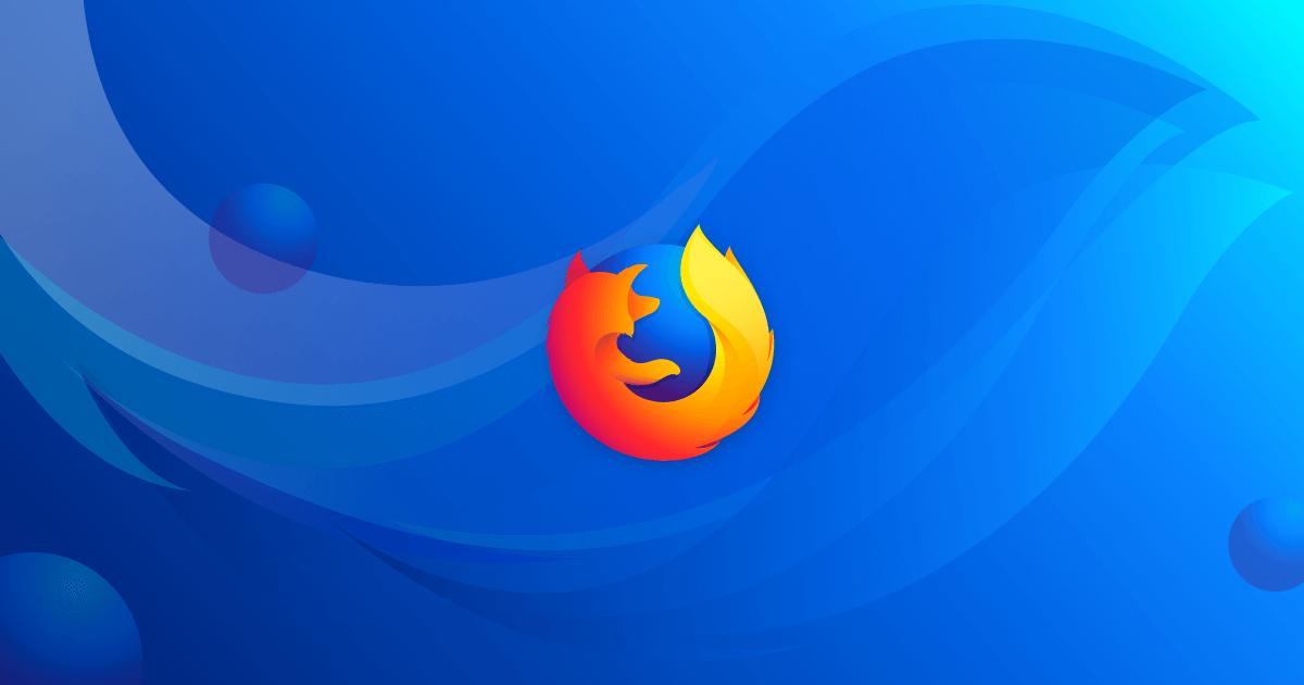 Firefox VPN Service Header Image