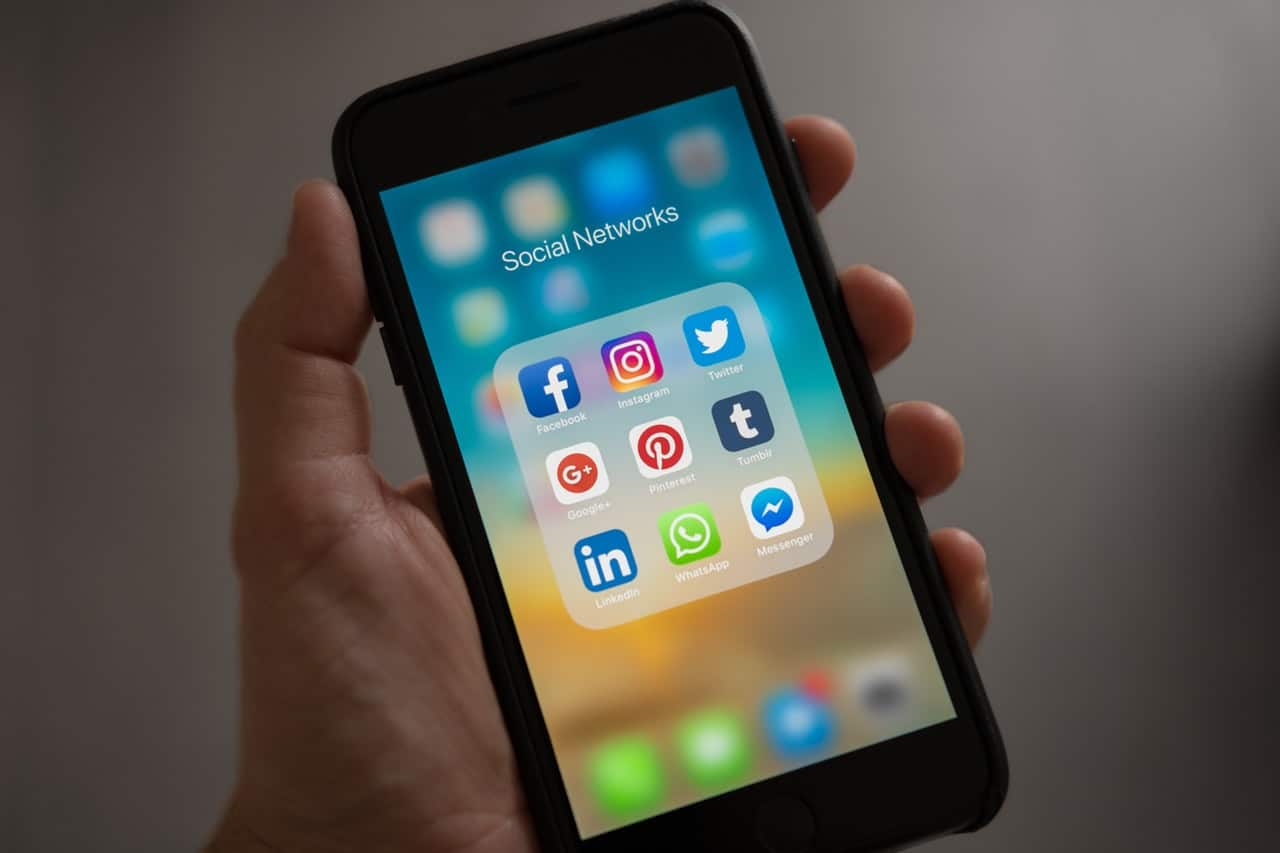 Technology Future Social Media Header Image
