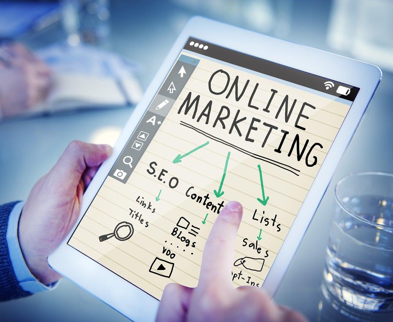 Tools SEO Marketing Header Image
