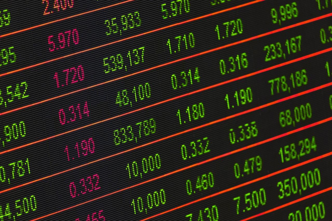 Trading Exchange Game Header Image
