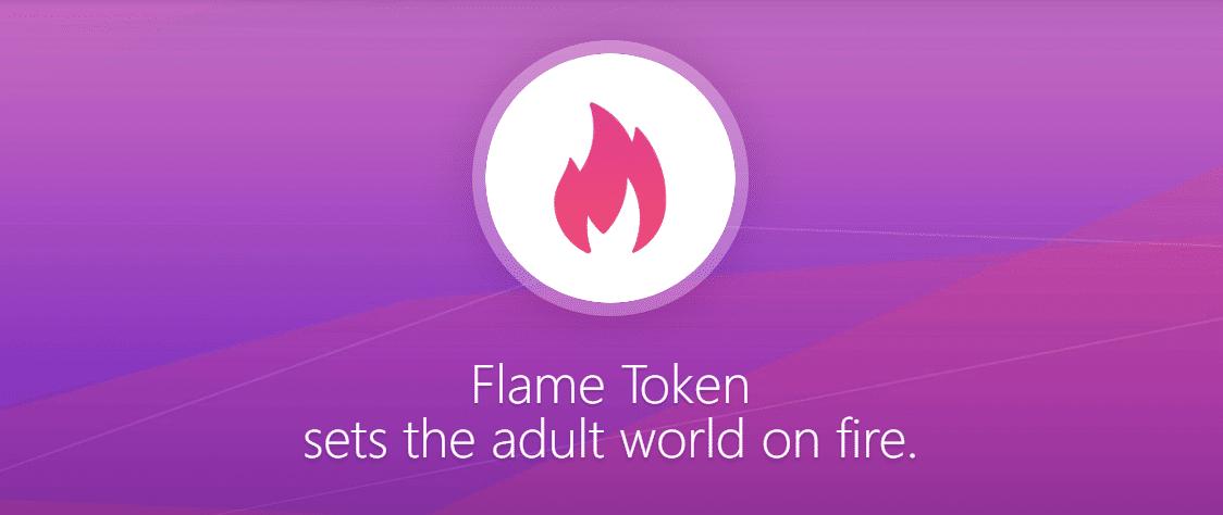 Flame Token Crypto Header Image