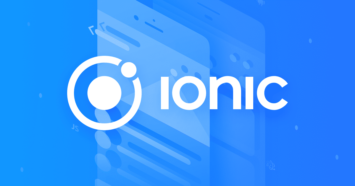 Ionic Development Review Header Image