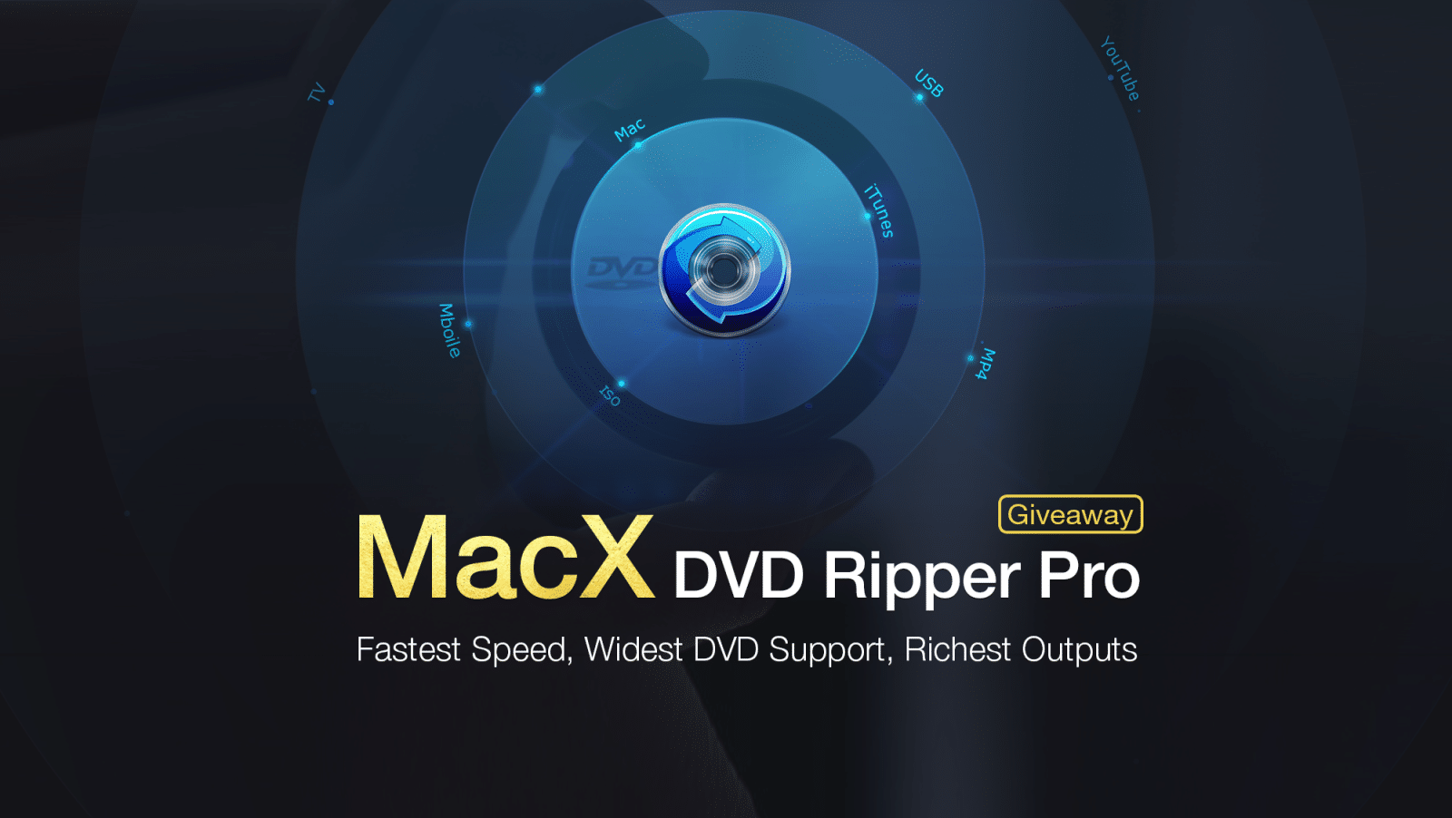 Rip All DVD Movie Easily & Fast With MacX DVD Ripper Pro [Review / Giveaway]