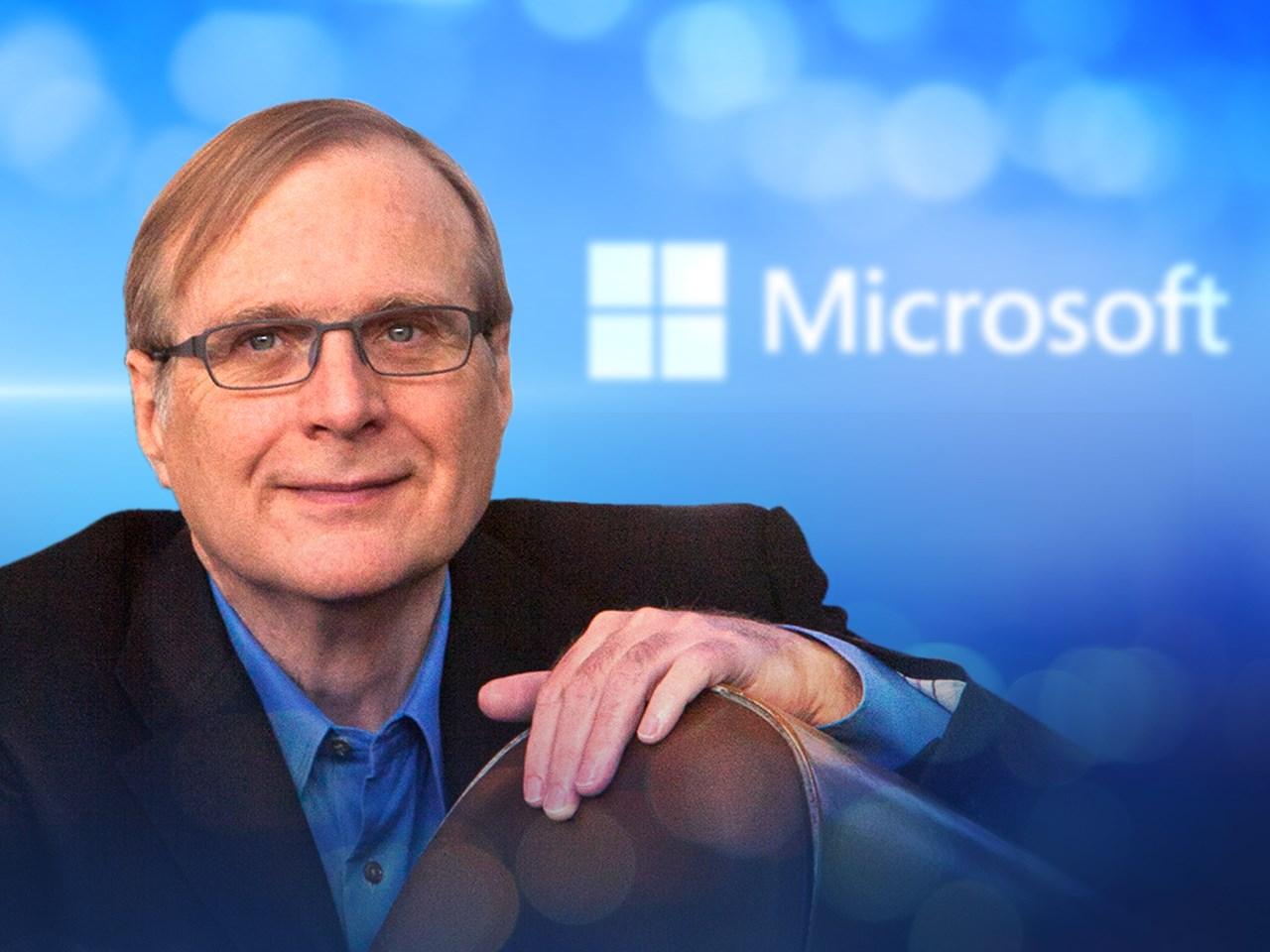 Paul Allen Microsoft Article Image