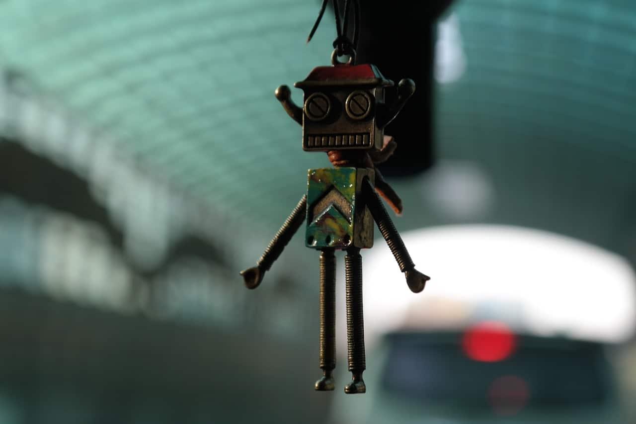 Robot Technologies Online Gambling Article Image