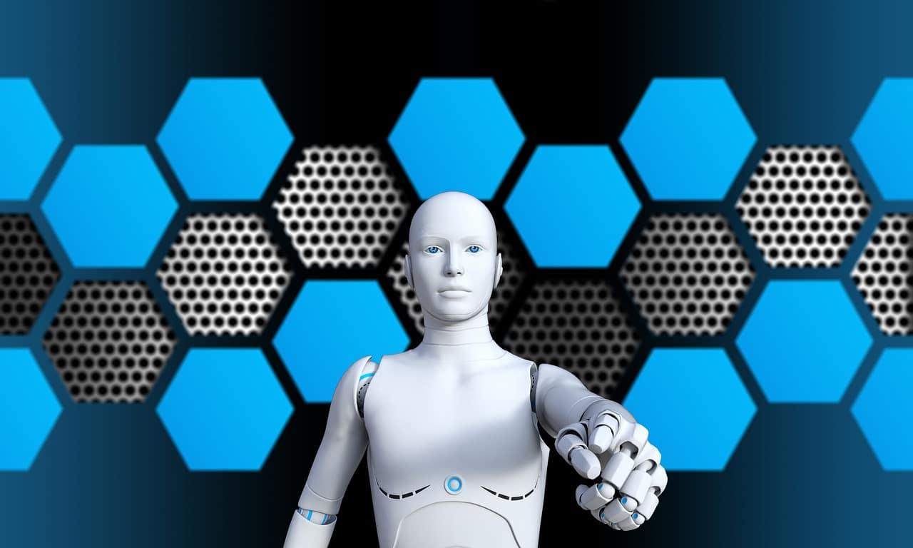 Robot Technologies In Online Gambling Sphere