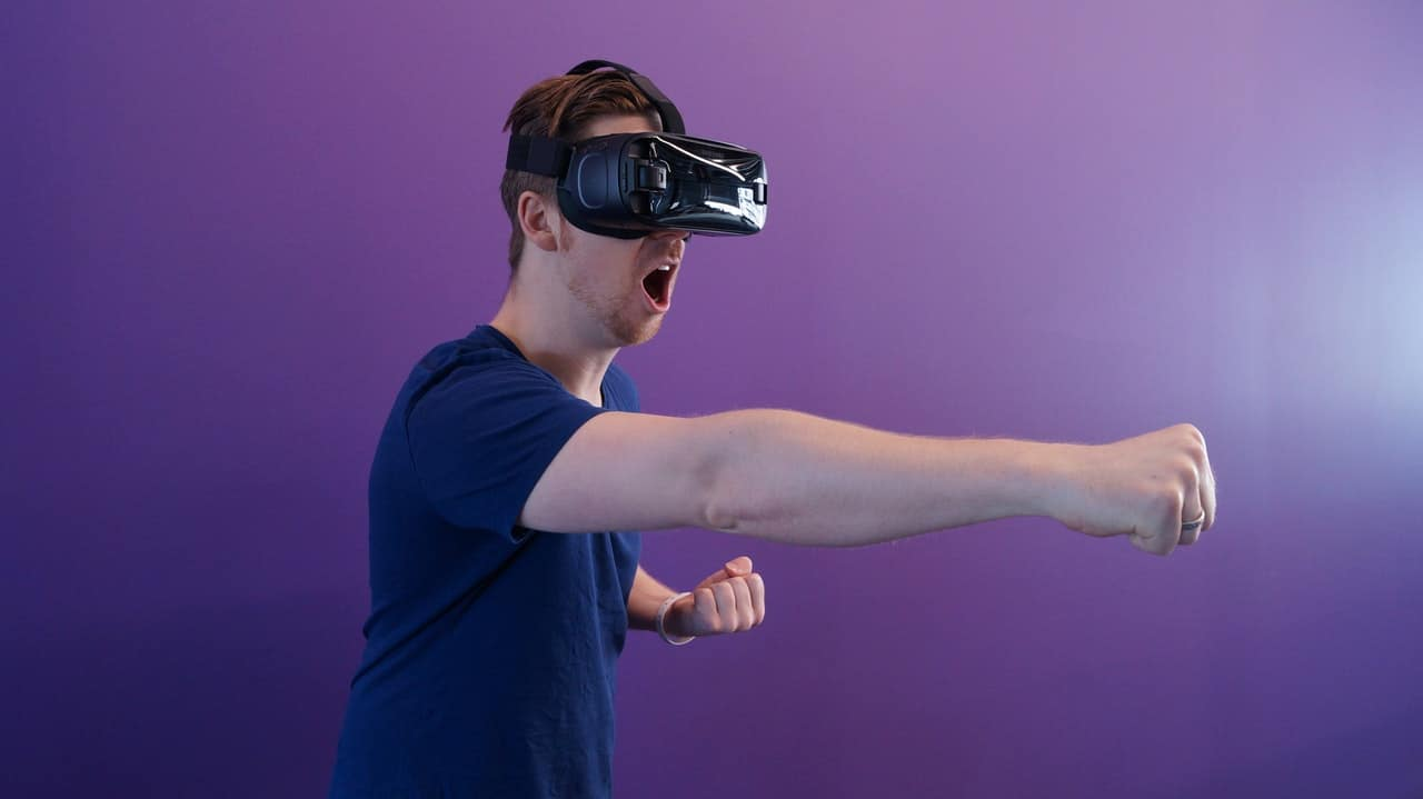 Is Virtual Reality Tailor-Made For Sport?
