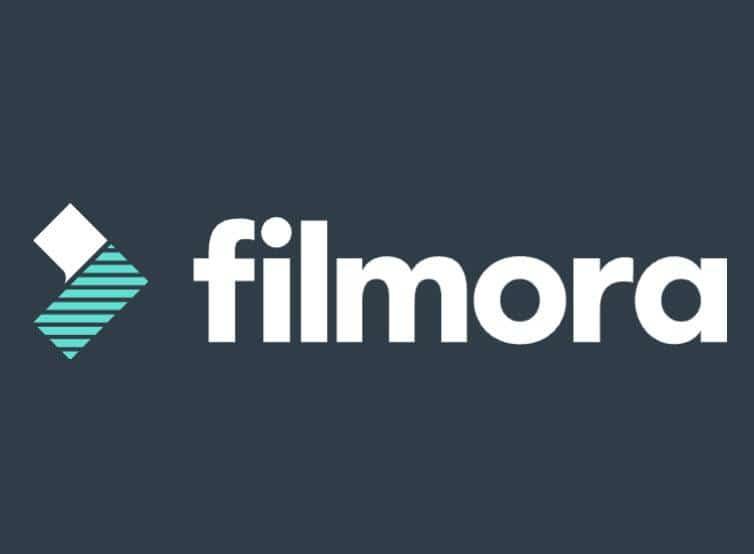 Filmora Video Editing Software Header Image