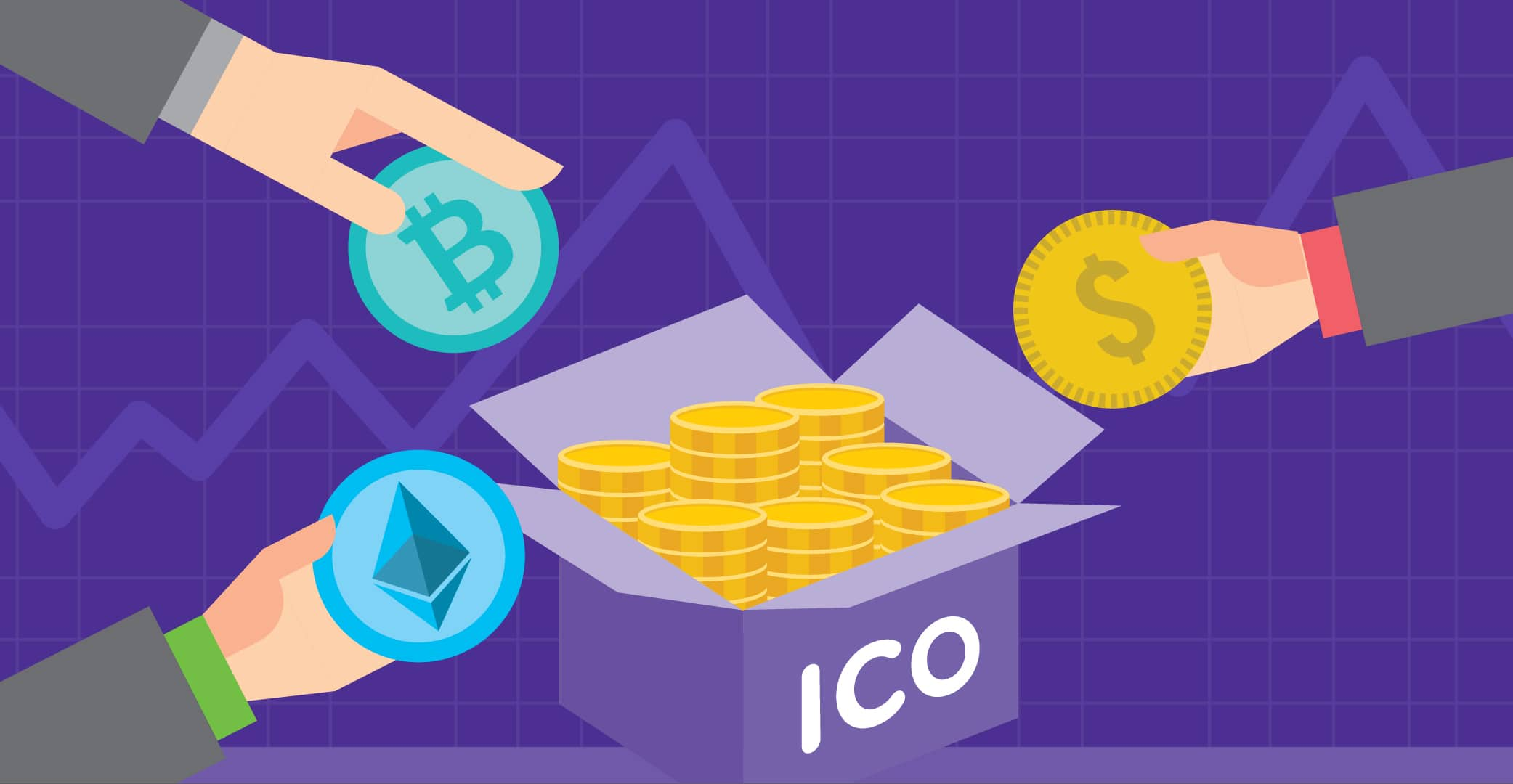 Invest Cryptocurrency ICOs Article Image