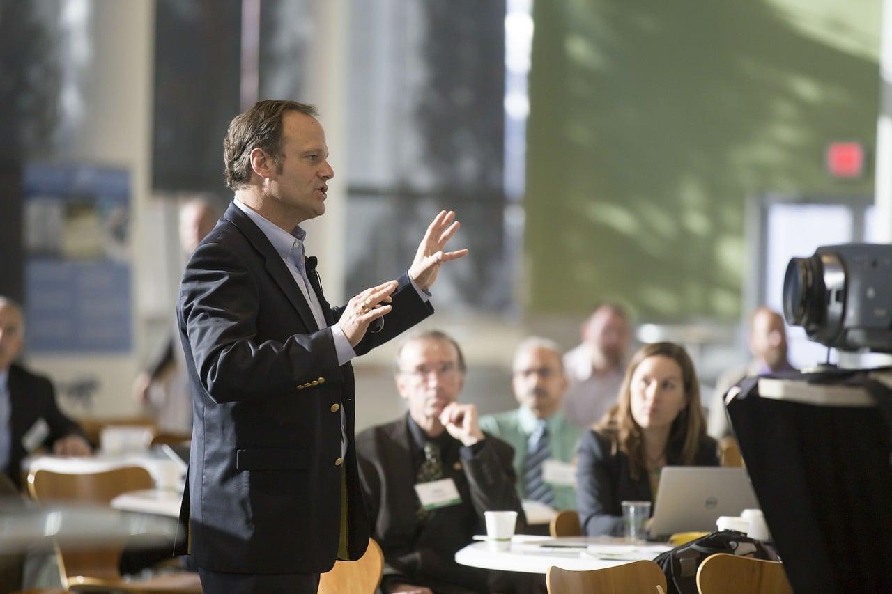 Investor Pitch Technology Venture Header Image