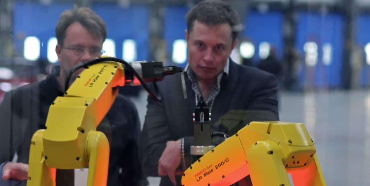 Production Robotics 2019 Article Image