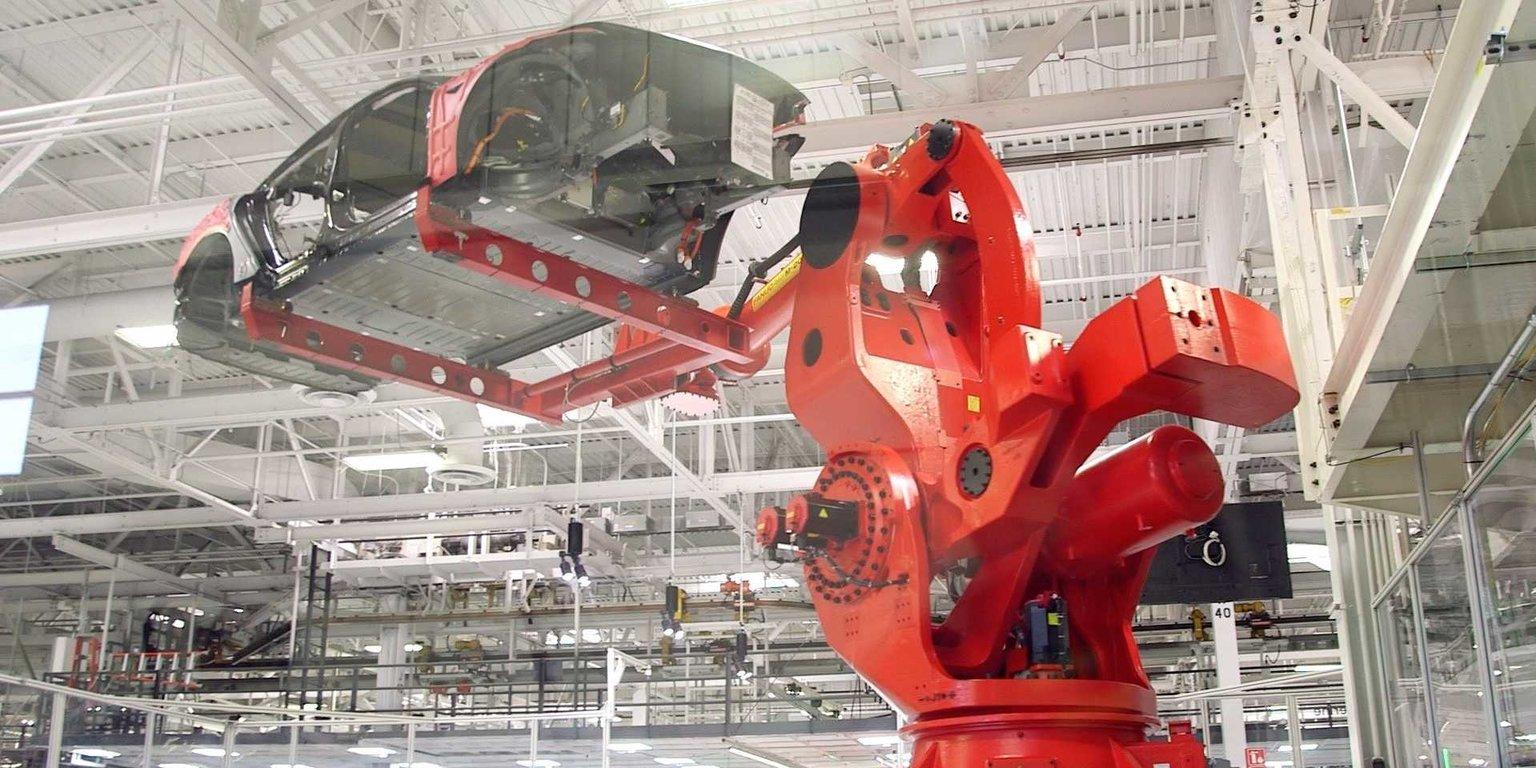 Production Robotics 2019 Header Image