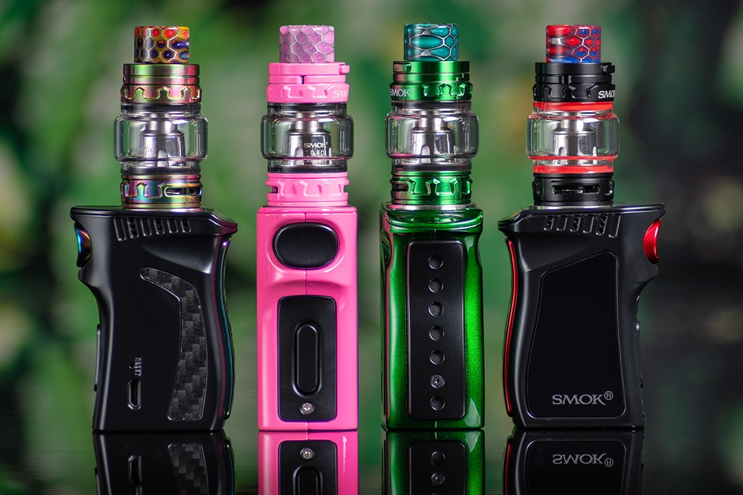 Reviewing The New Mag Baby Kit By Smok