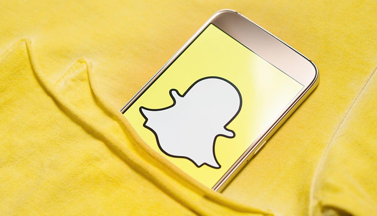 Snapchat Business Marketing Header Image
