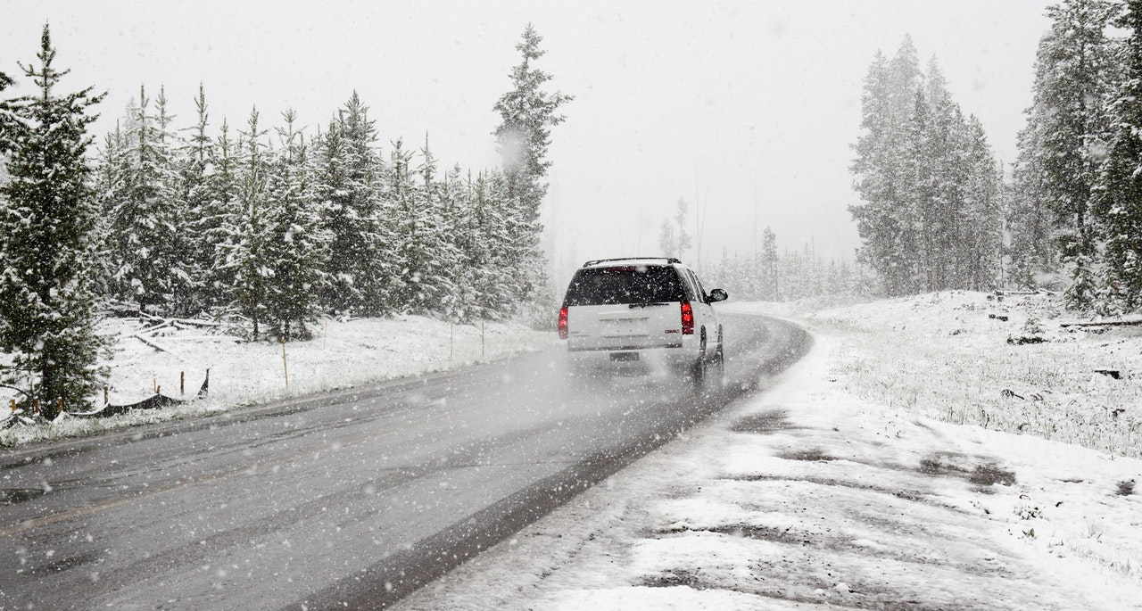 Winter Driver Tips Header Image
