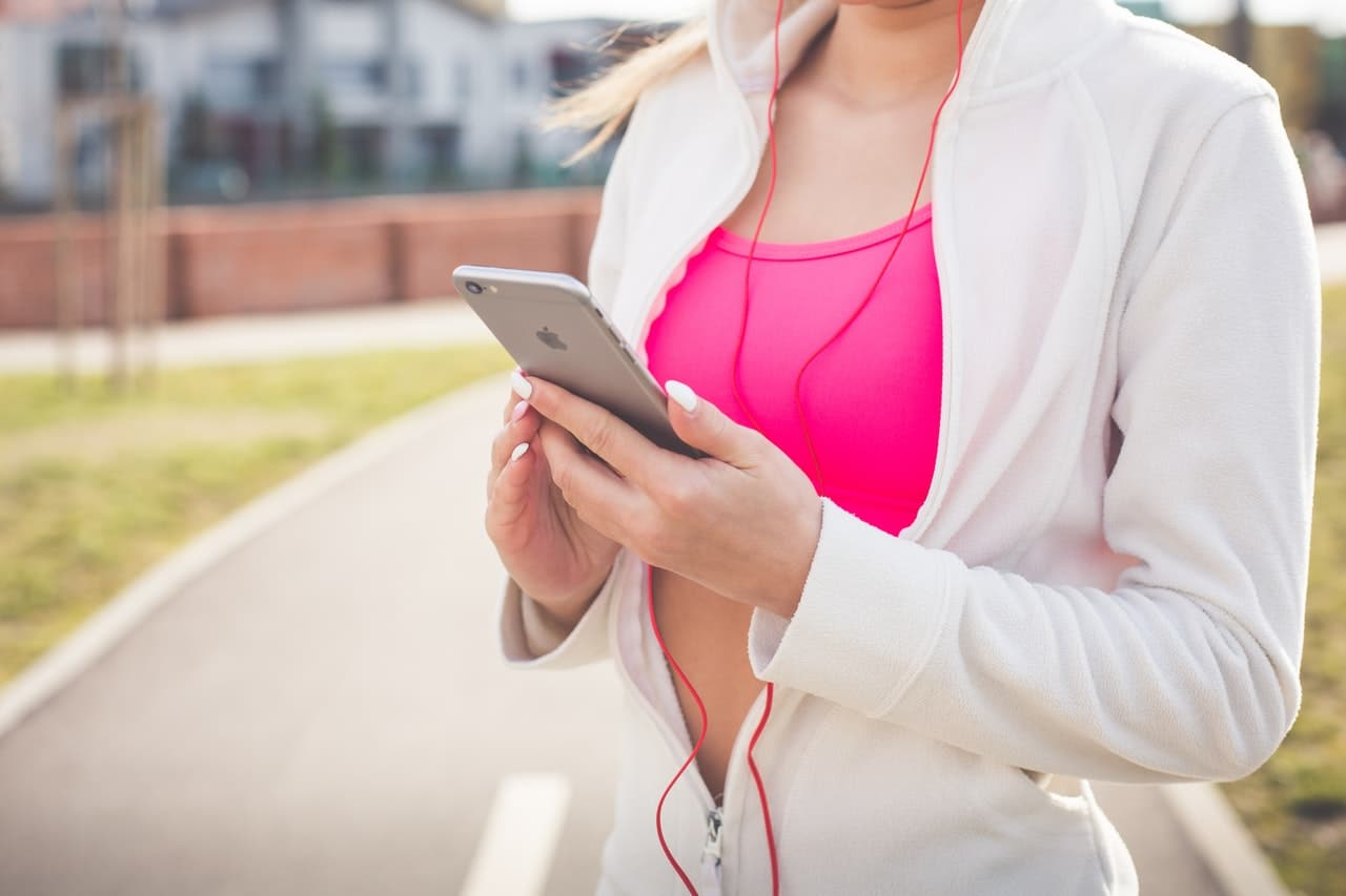 Fitness Social Media Tips Article Image