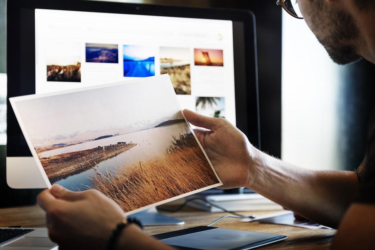 Photo Editing Monitors Header Image