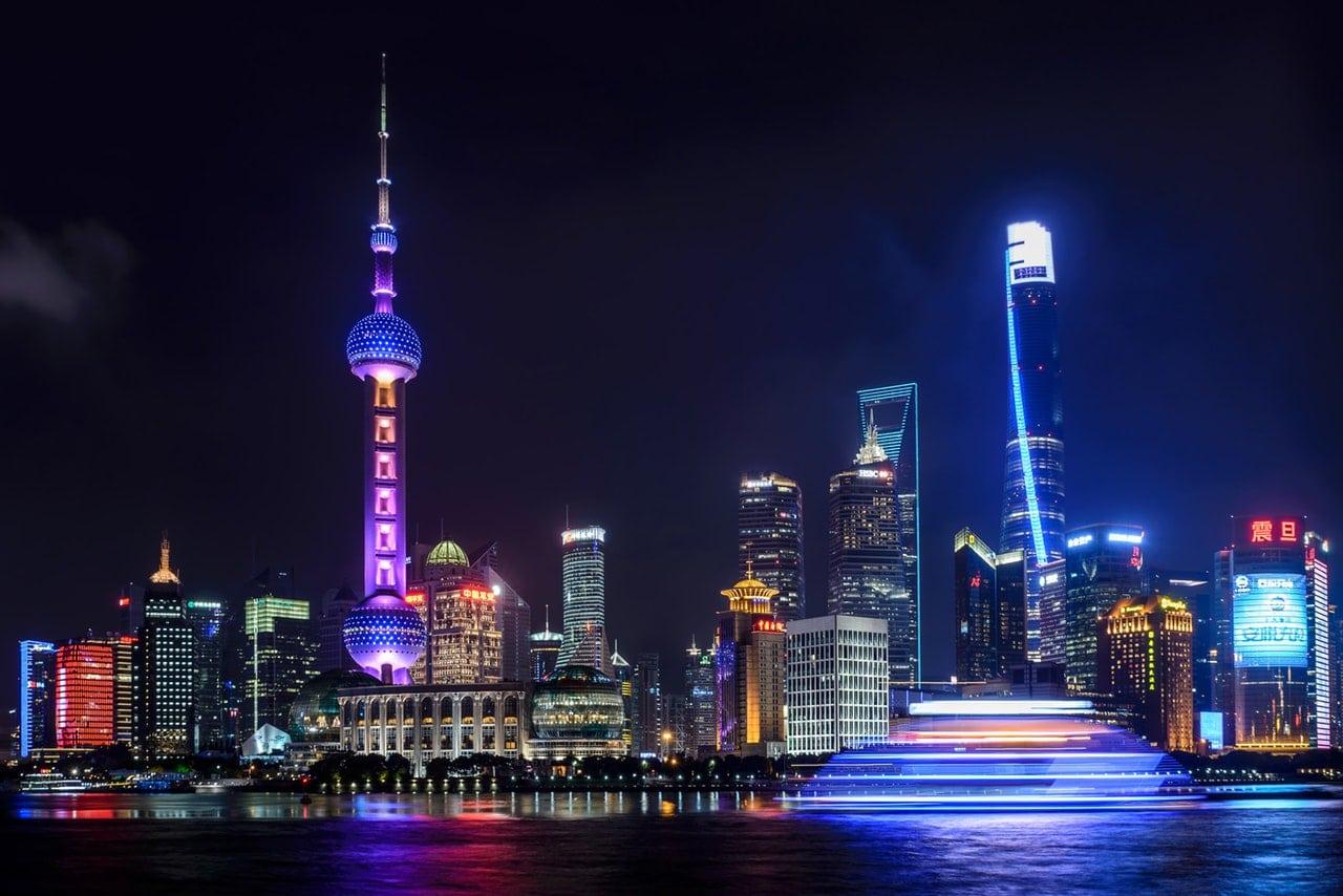 Chinese Market Business Header Image