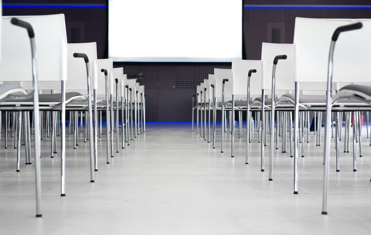 Conference Venue Tips Header Image
