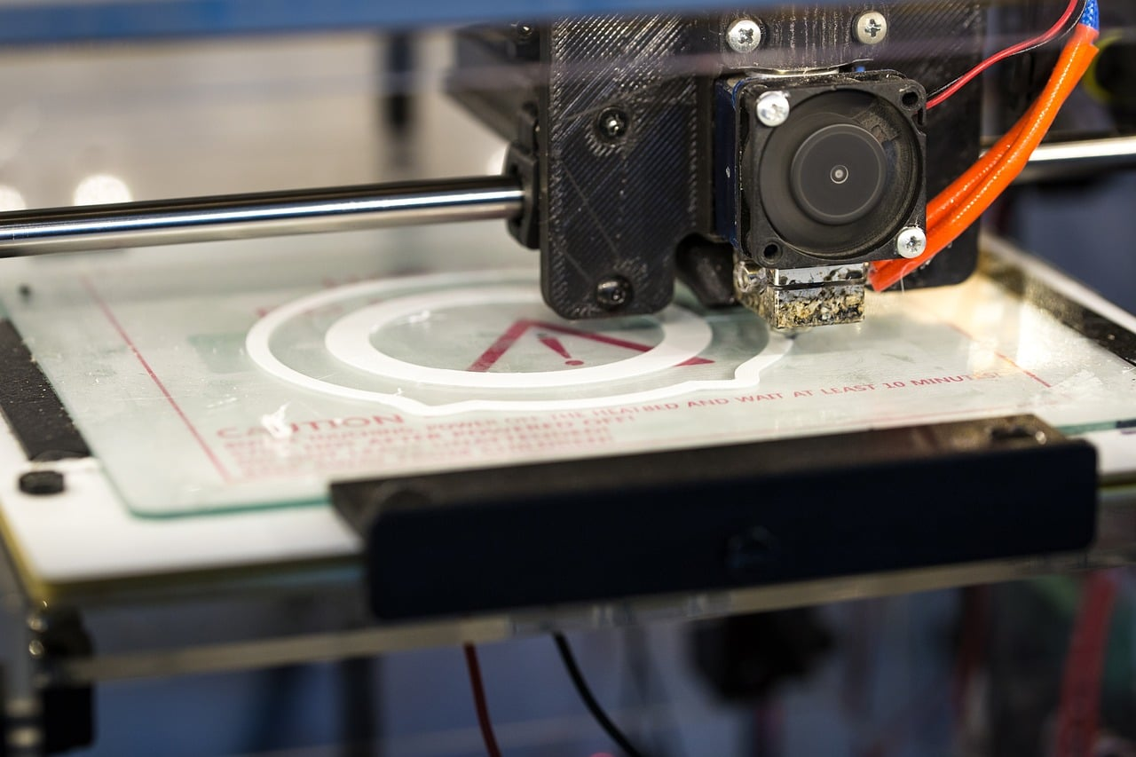 Look For 3D Printer Article Image