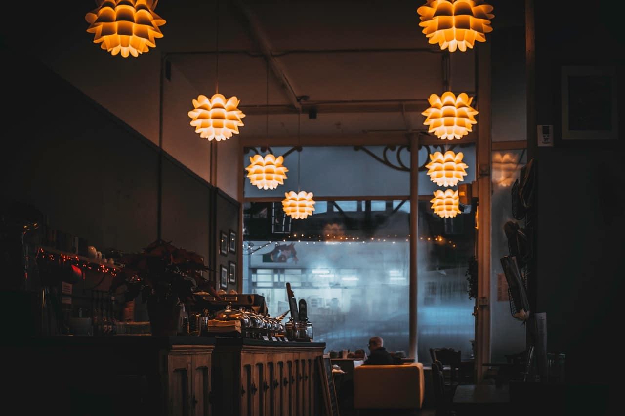 Low High Tech Restaurant Header Image