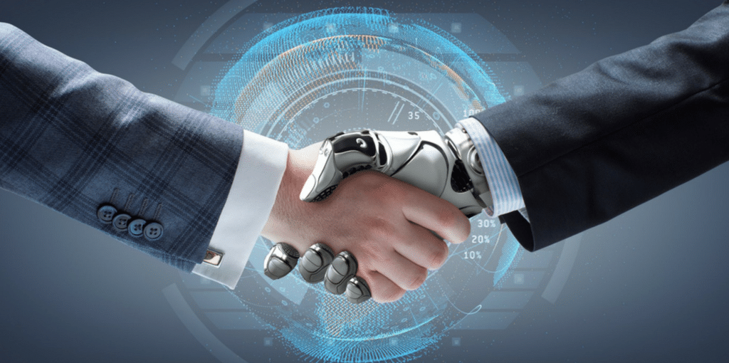 Man vs Machine – Who Will Come Out On Top [Infographic]