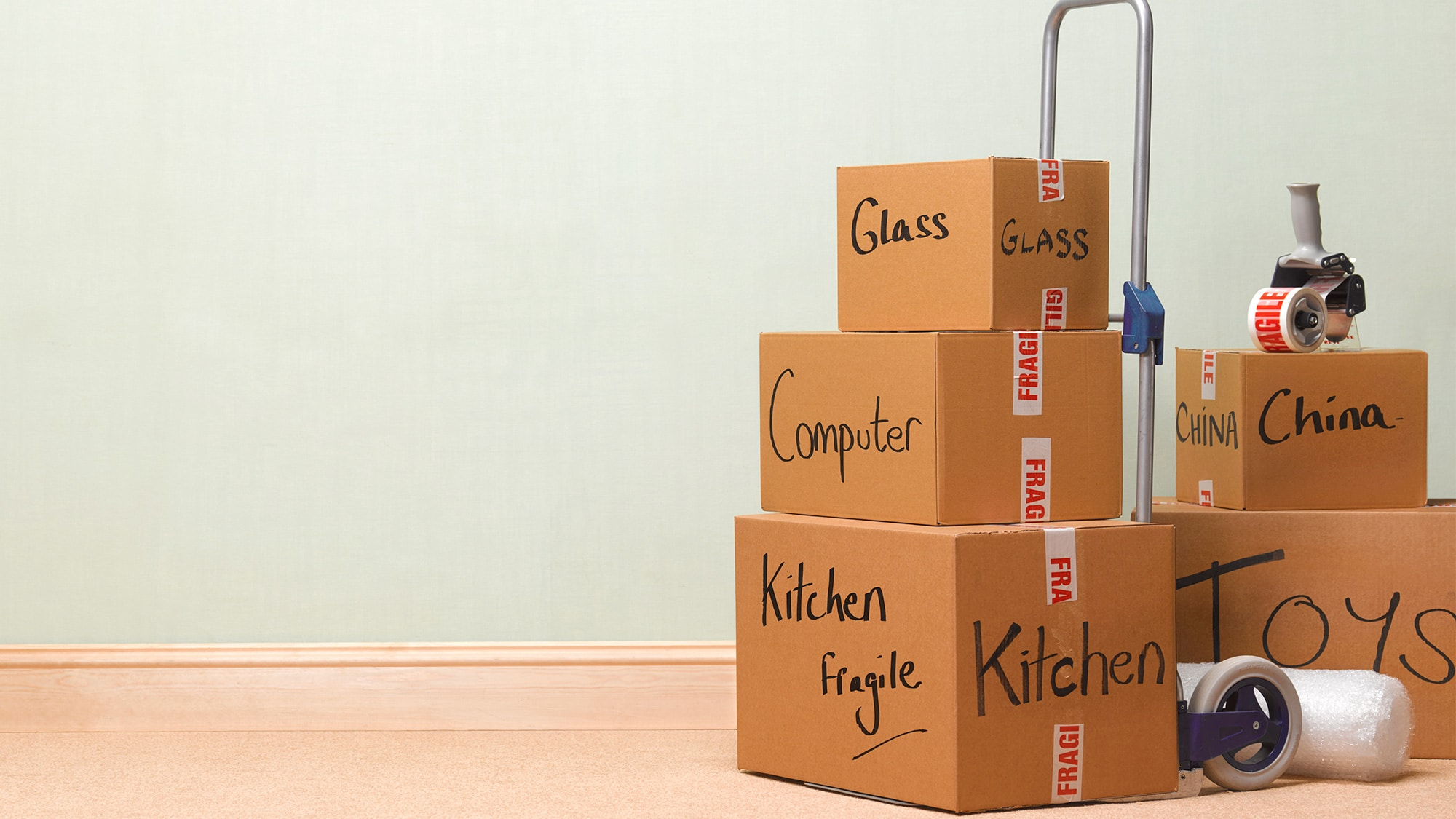 Moving House Guide Header Image