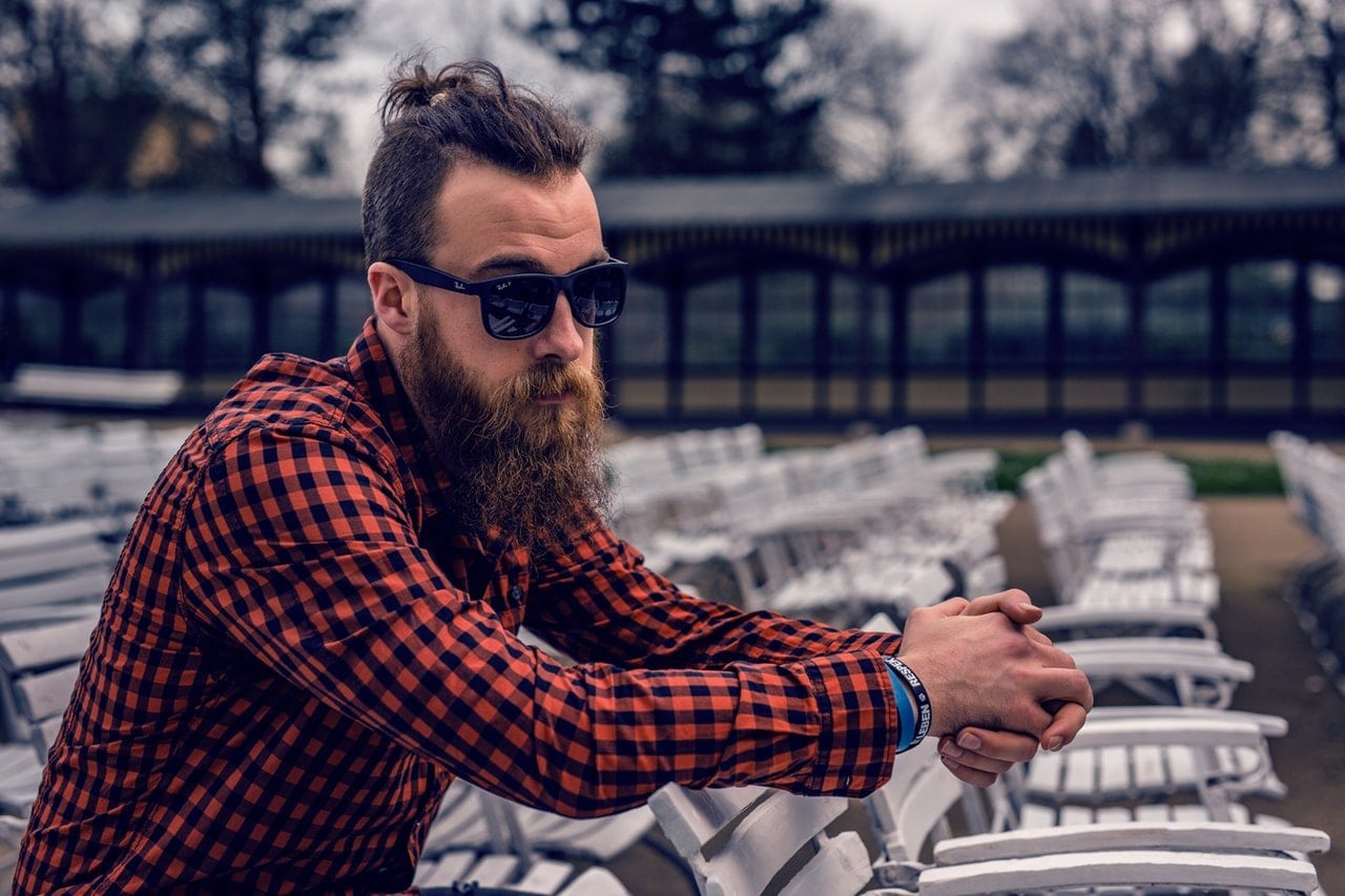 4 Tips To Protect Your Beard From The Rain