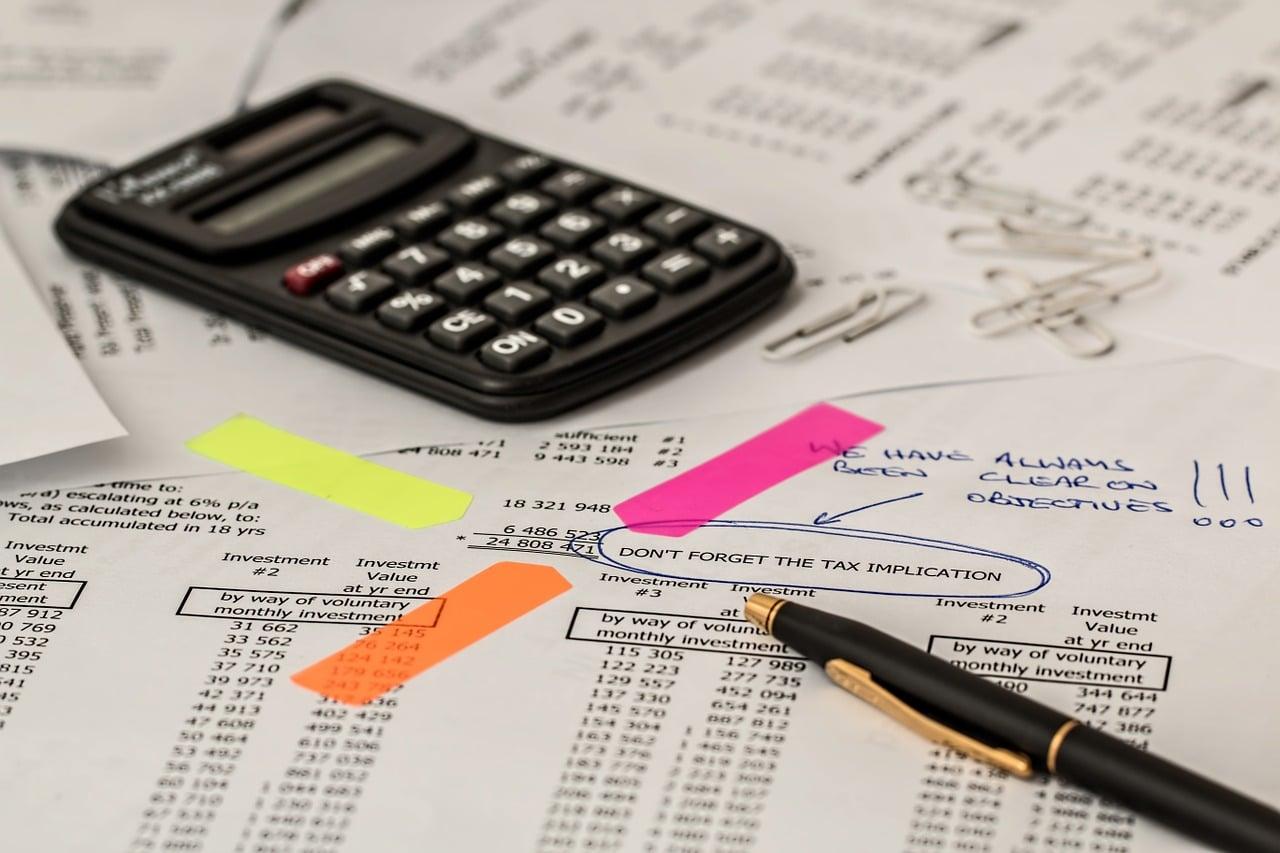 Tax Service 2019 Glenn Sandler Header Image