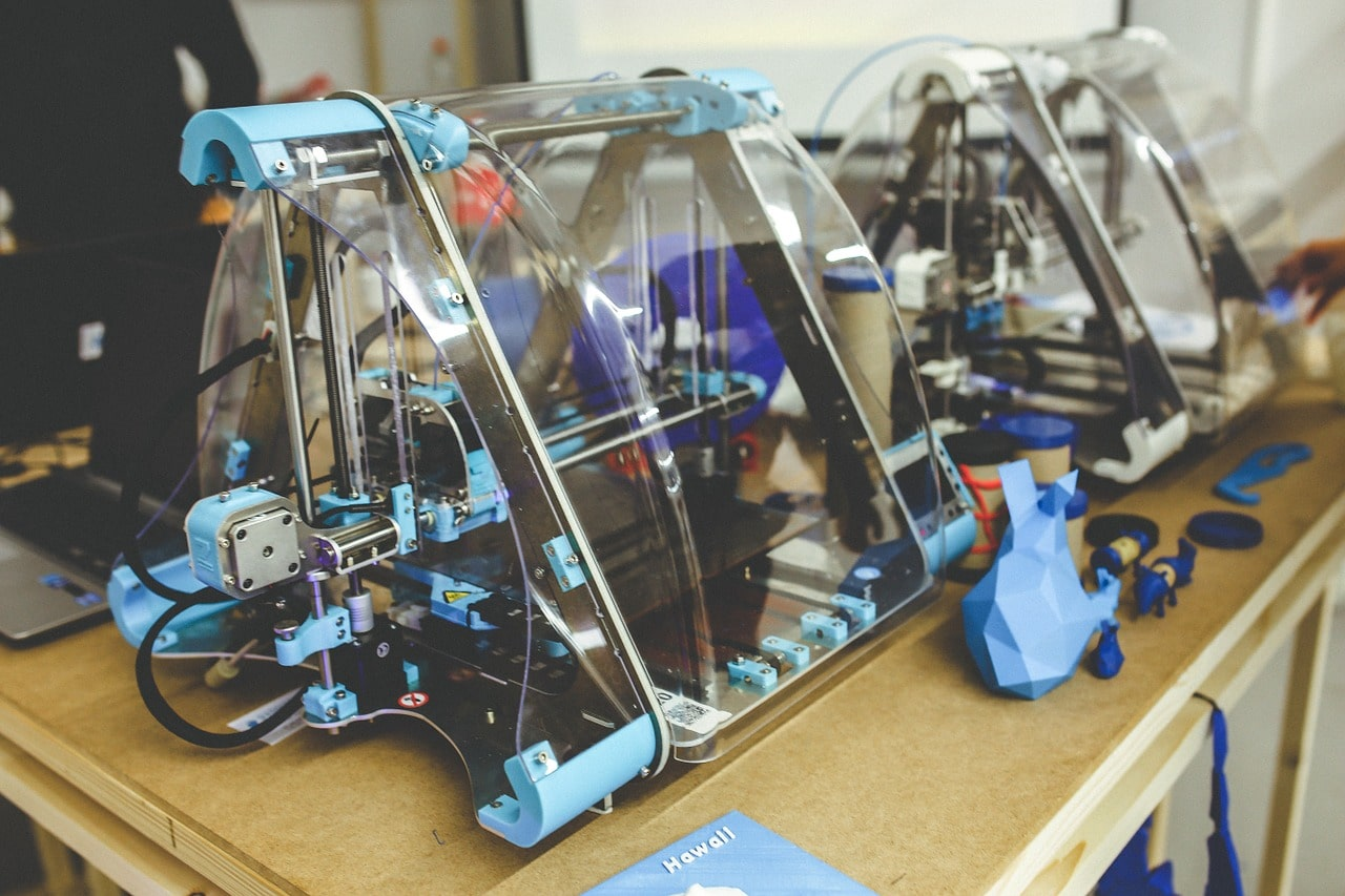 Top Trends 3D Printing 2019 Article Image
