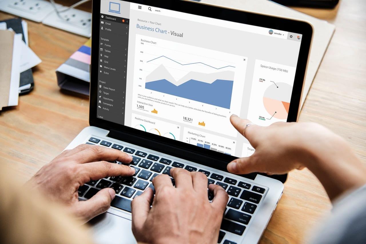 Web Hosting Online Business Article Image