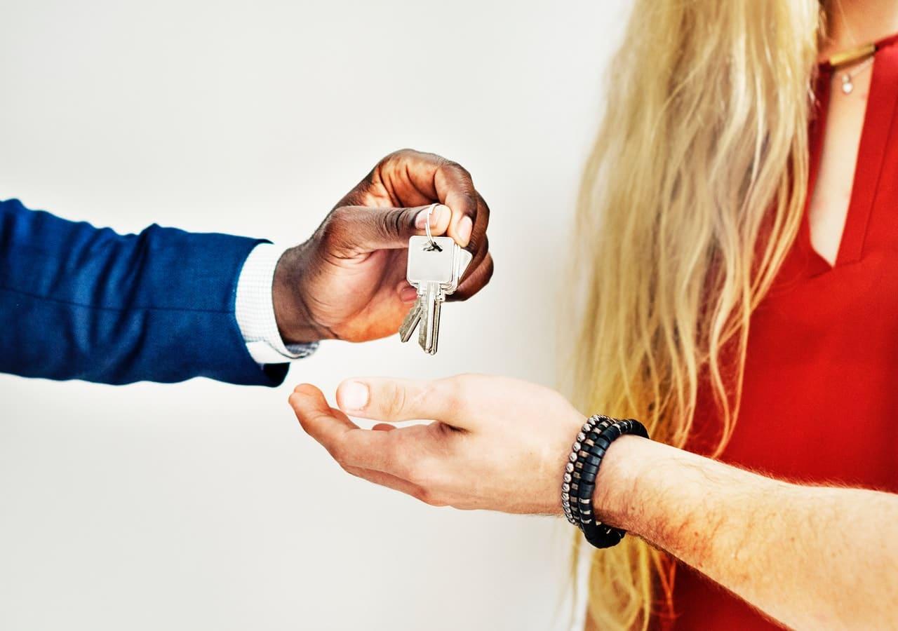 CRM Real Estate Business Header Image