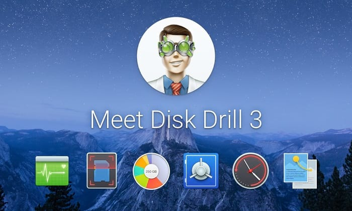 Disk Drill Undelete Files Header Image