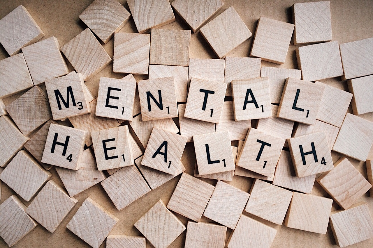 Mental Health Work Remotely Header Image
