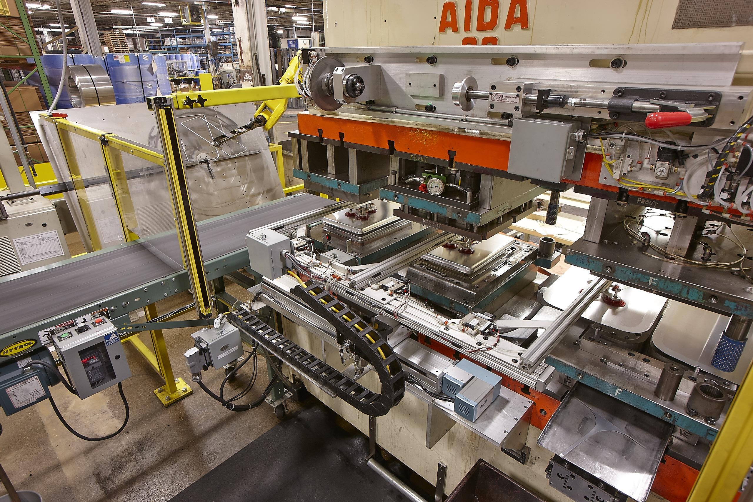 Metal Stamping Die Design Header Image