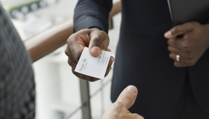 5 Reasons Business Card Header Image