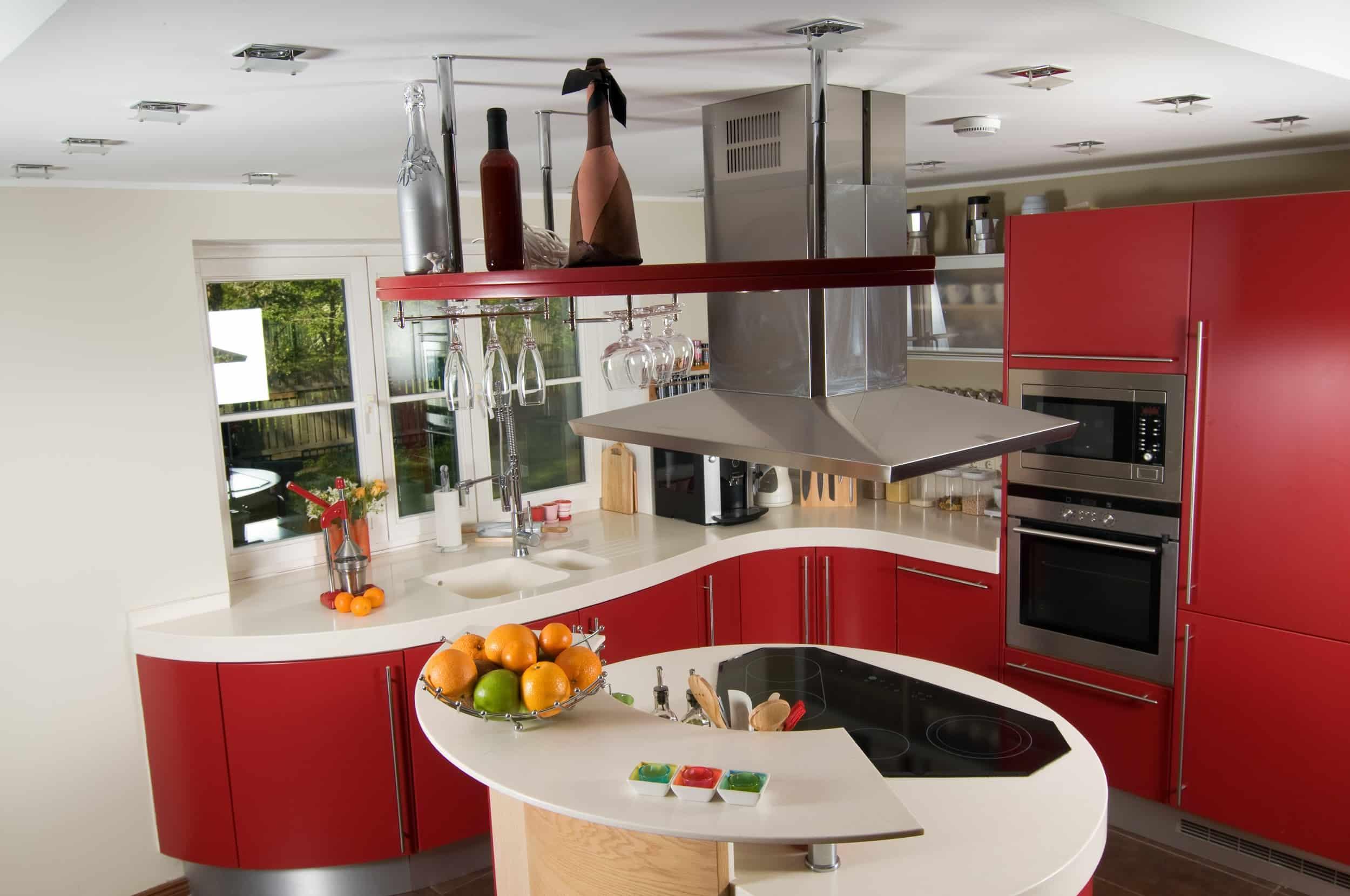 Kitchen Circular Island Article Image