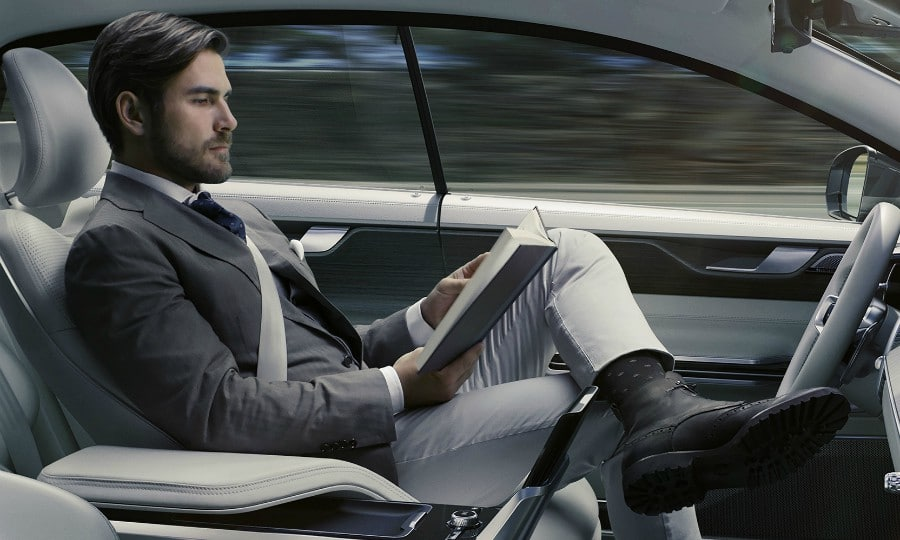 Autonomous Vehicles Insurance Header Image