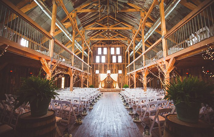Barn Weddings And Décor – Everything You Need To Know