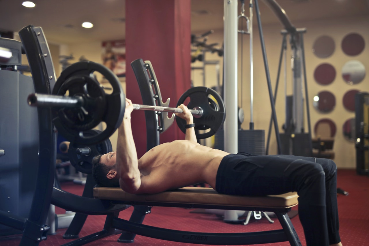 Build Muscle Hard Gainer Article Image