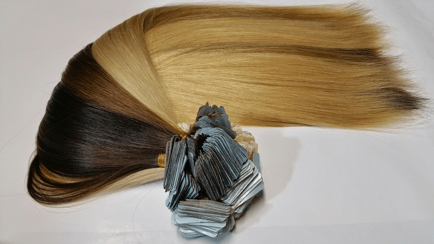 Hair Extension Types Article Image
