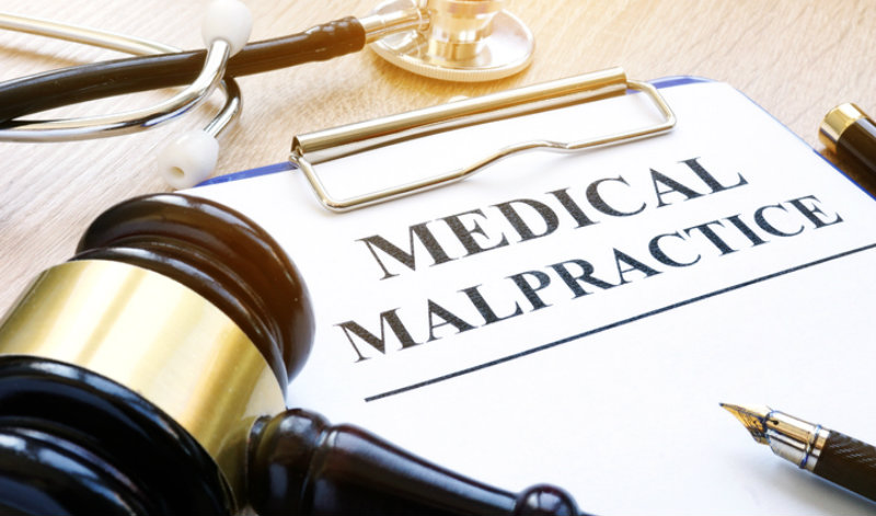 Medical Malpractice Legal Article Image