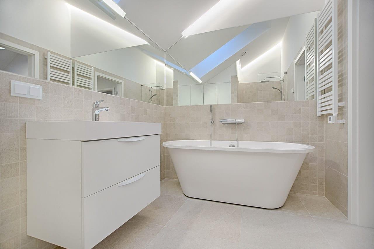 Perfect Bathtub Small Bathroom Article Image