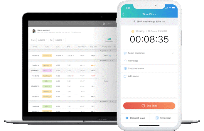 Time Clock Apps Manager Article Image