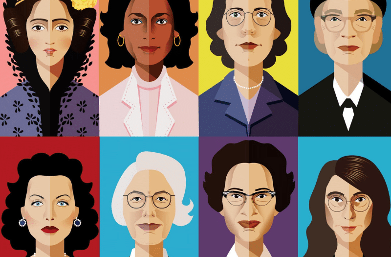 Women Tech History Celebrate Header Image